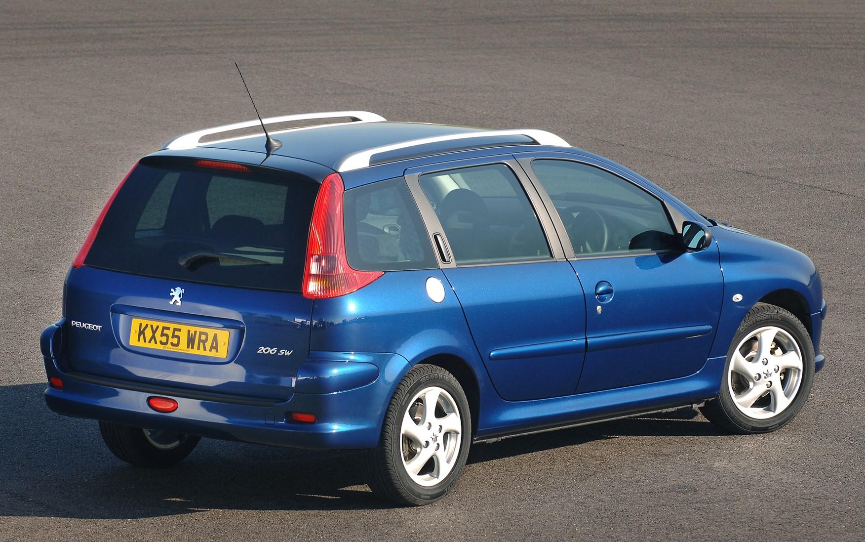 Peugeot 206 SW Review (2002 - 2006)