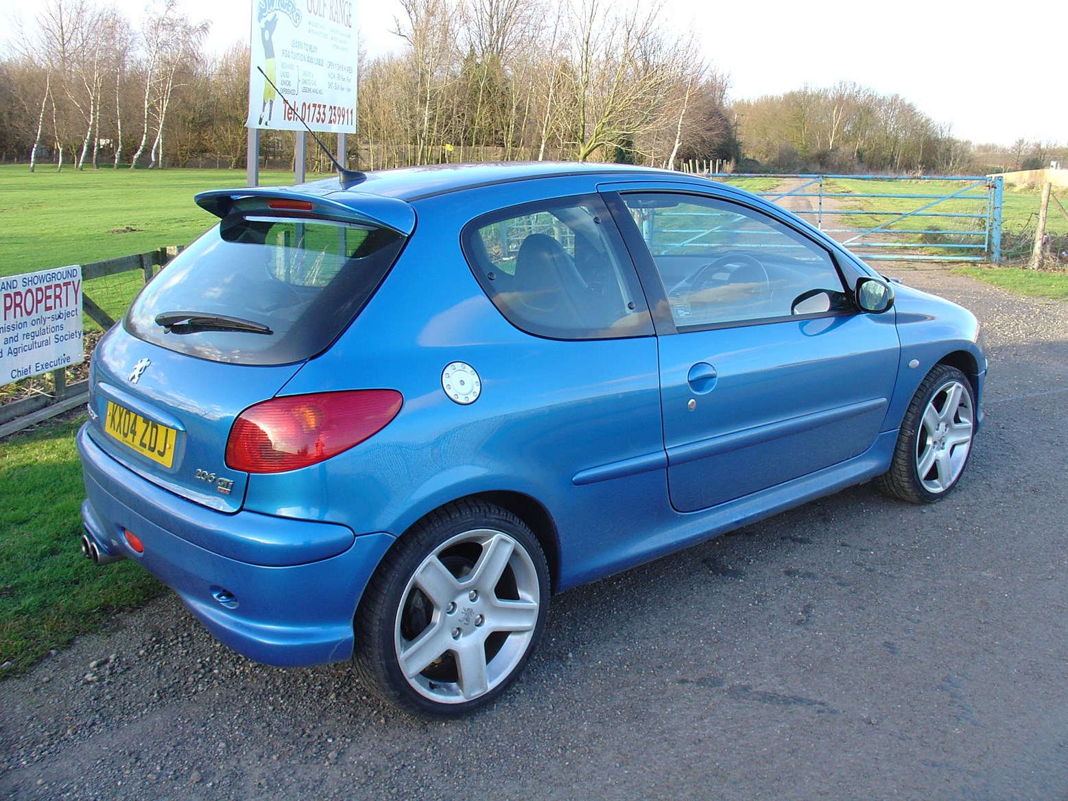 Used Peugeot 206 GTi (1999 - 2006) Review