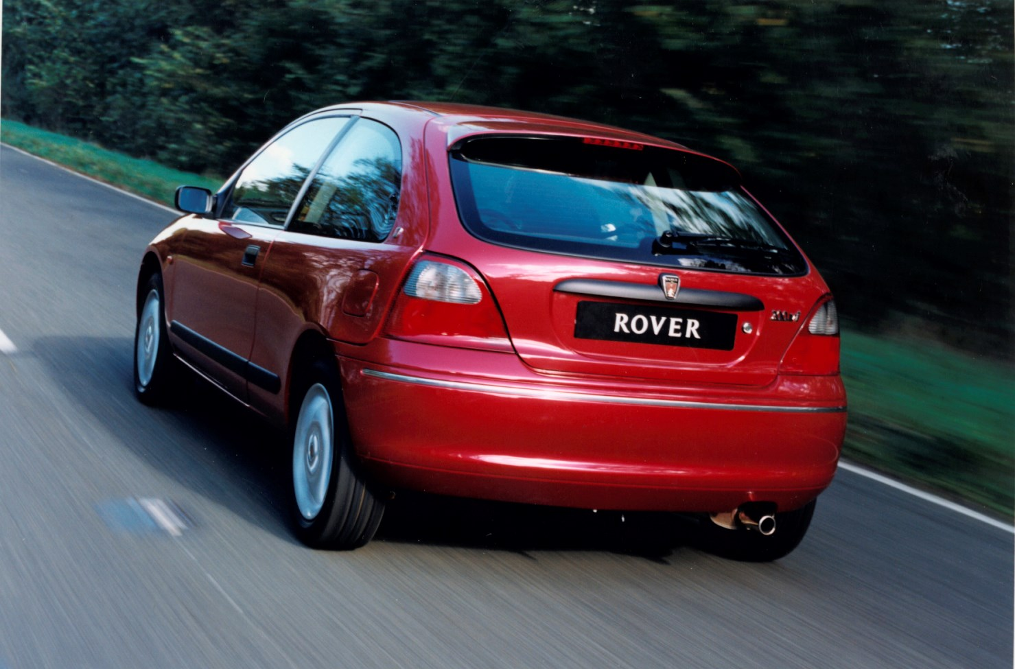 Ford Fiesta Hatchback >> Rover 200 Hatchback Review (1995 - 2000) | Parkers