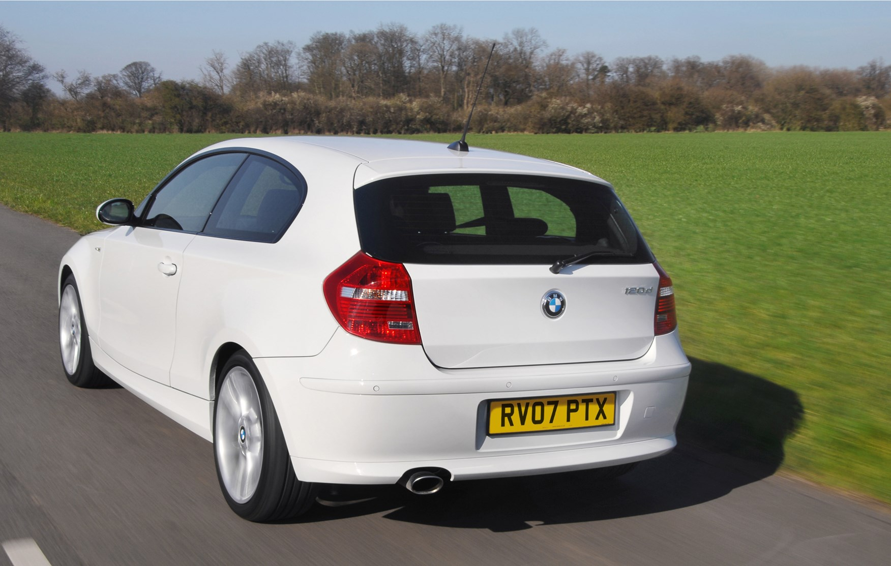 Used Bmw 1 Series Hatchback 2004 2011 Review Parkers