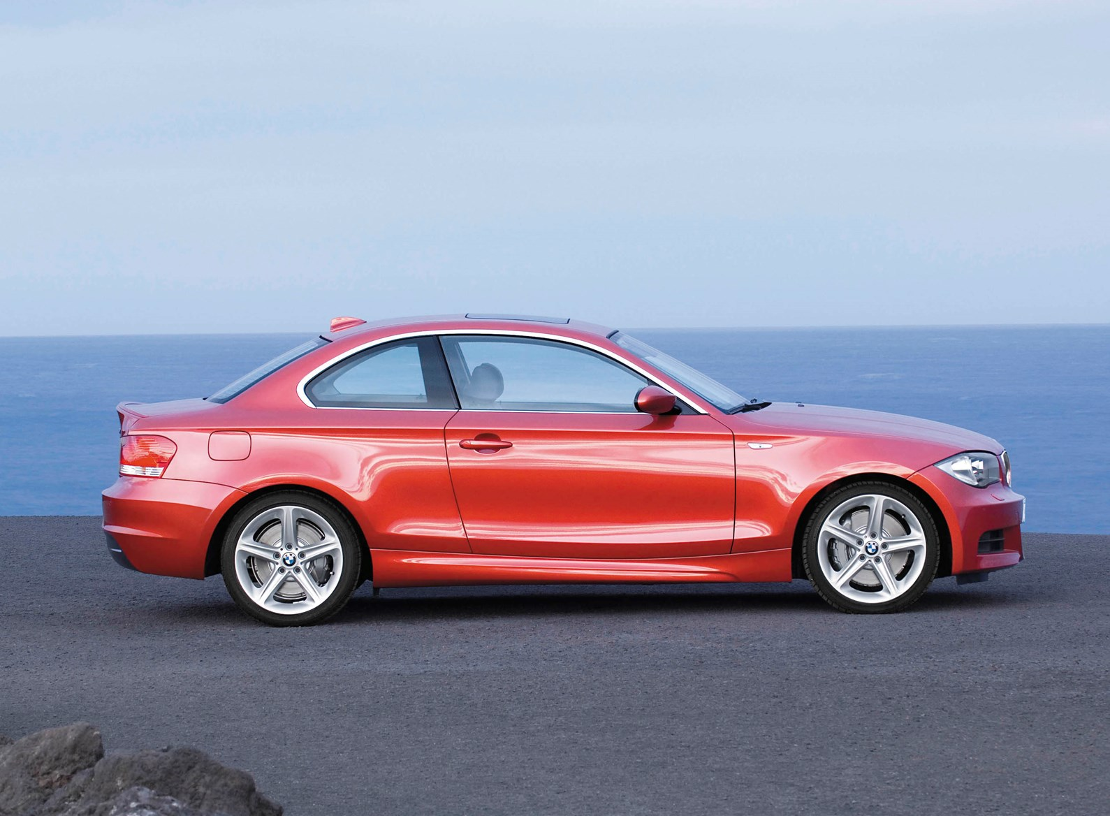 used bmw 1-series coupe  2007