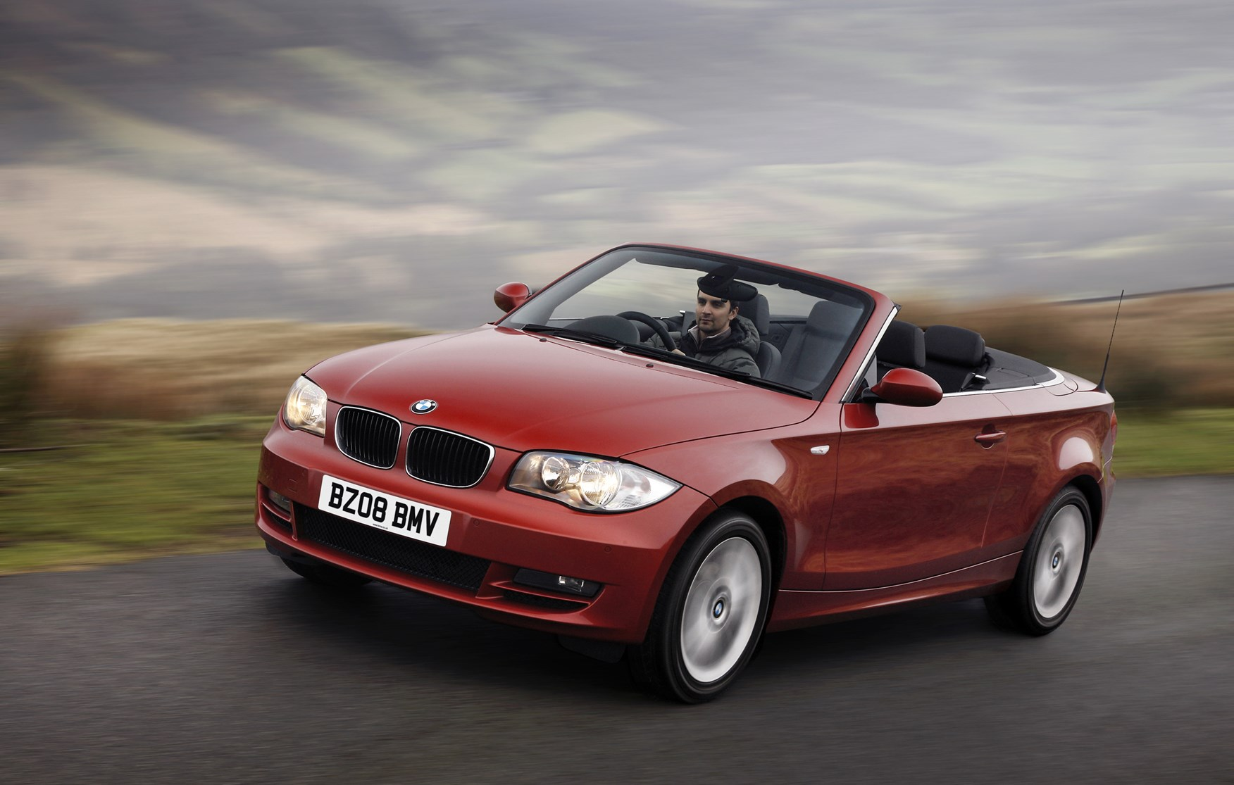 BMW 1 Series Convertible Review 2008
