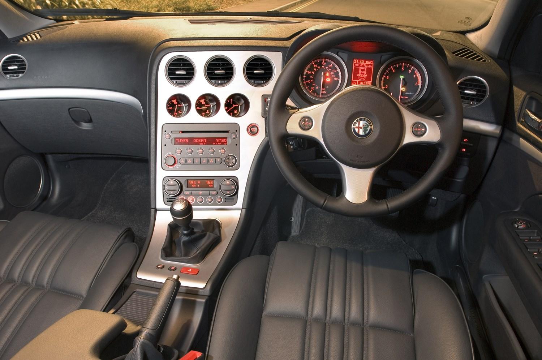 Alfa Romeo 159 Sw Interieur