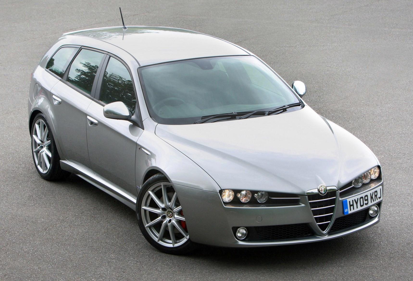 Alfa Romeo 159 Sportwagon 2006 2011 Driving & Performance
