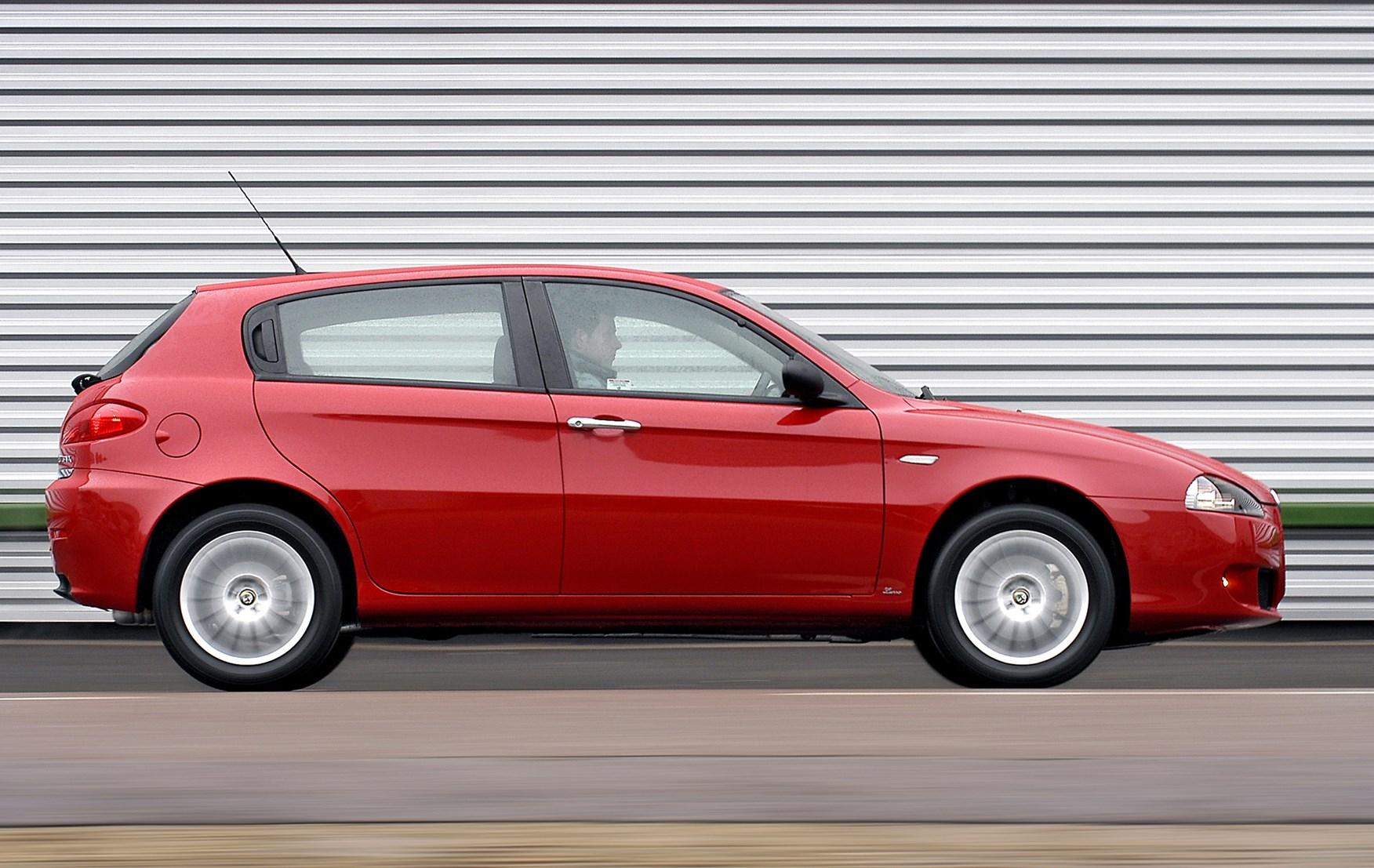 Alfa Romeo 147 Hatchback 2001 2009 Driving Performance Parkers Jtd Wiring Diagram