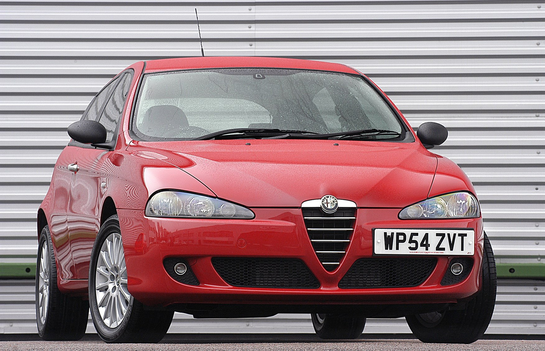 Alfa Romeo 147 Hatchback Review 2001 2009 Parkers Wiring Diagram