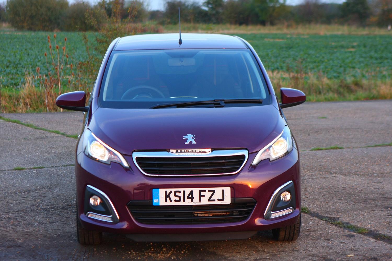 Peugeot 108 Hatchback Review (2014 - )