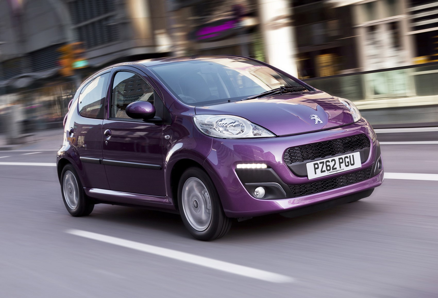 Peugeot 107 Used Car Review 2005 2014 Autos Post