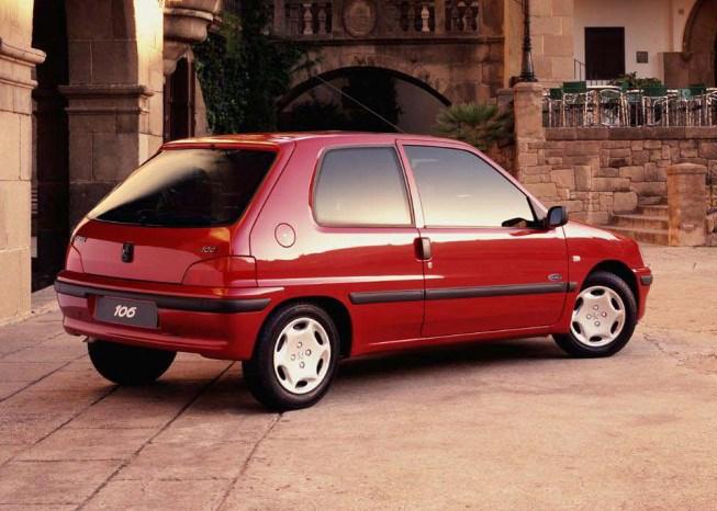 Peugeot 106 Hatchback Review (1991 - 2003)