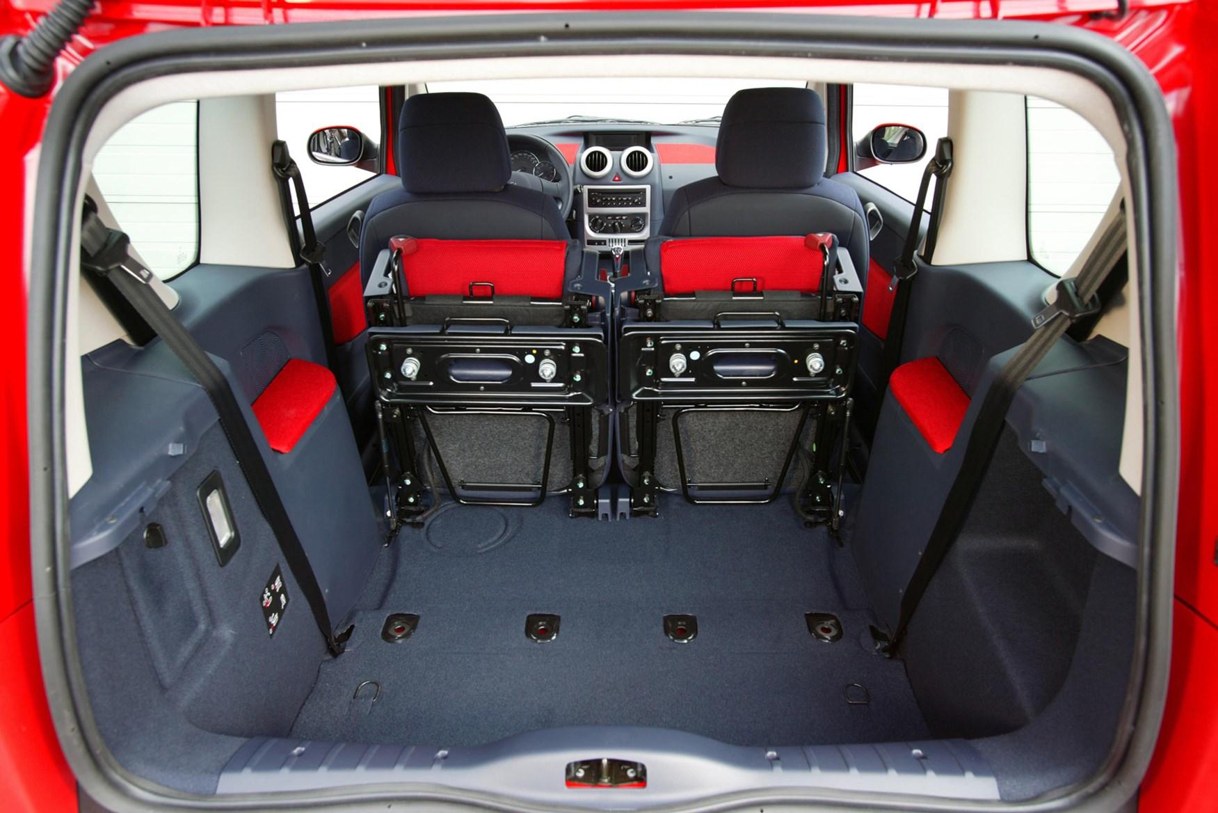 peugeot 1007 hatchback review 2005 2009 parkers. Black Bedroom Furniture Sets. Home Design Ideas