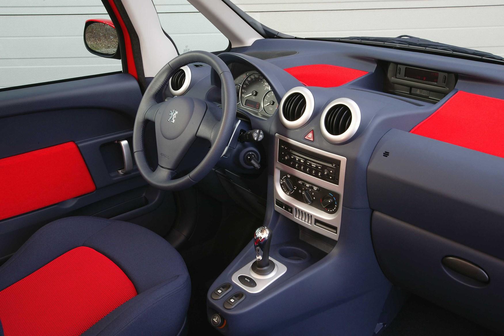 Peugeot 1007 Hatchback 2005 2009 Running Costs Parkers