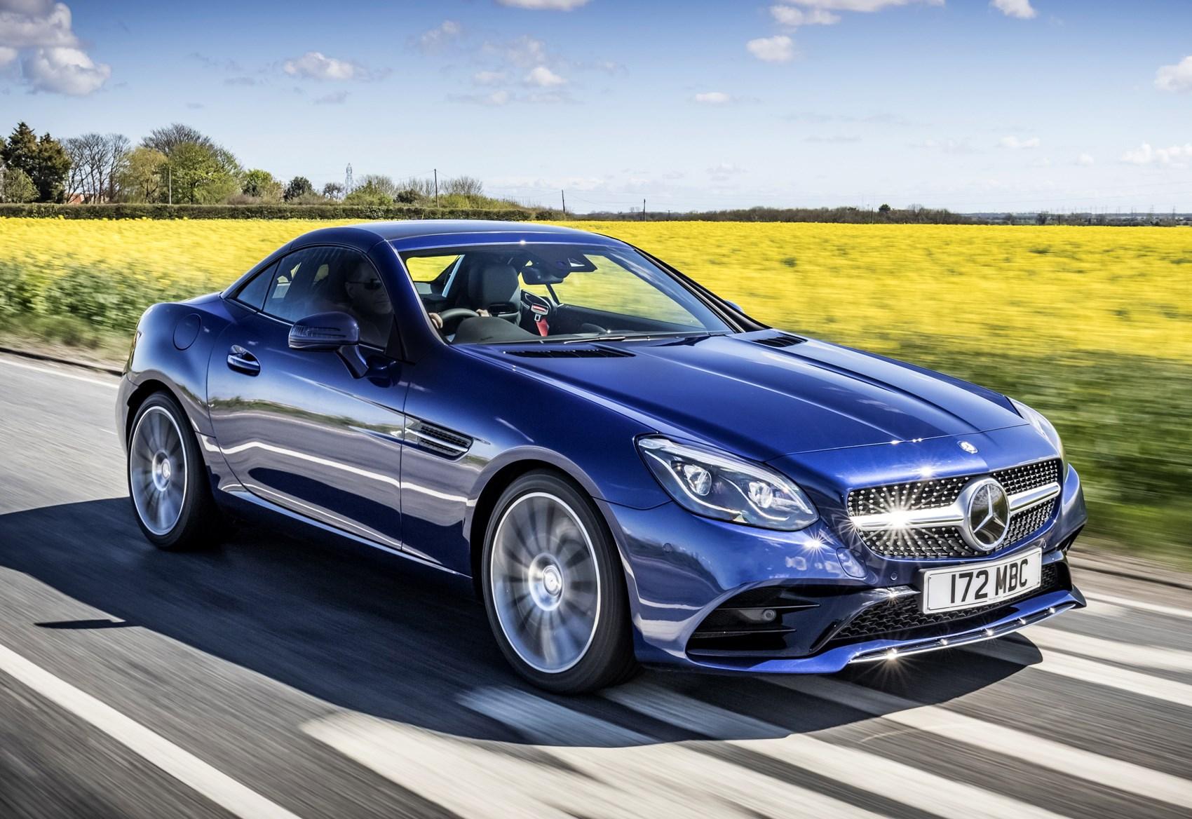 Mercedes slc 2016 for Mercedes benz cl 300