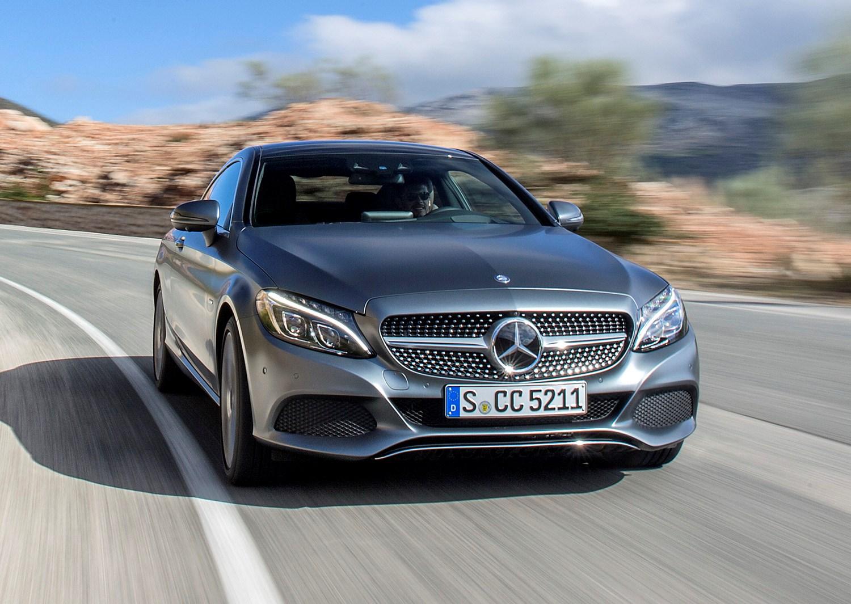 Mercedes Benz C Class Coupe Review 2019 Parkers