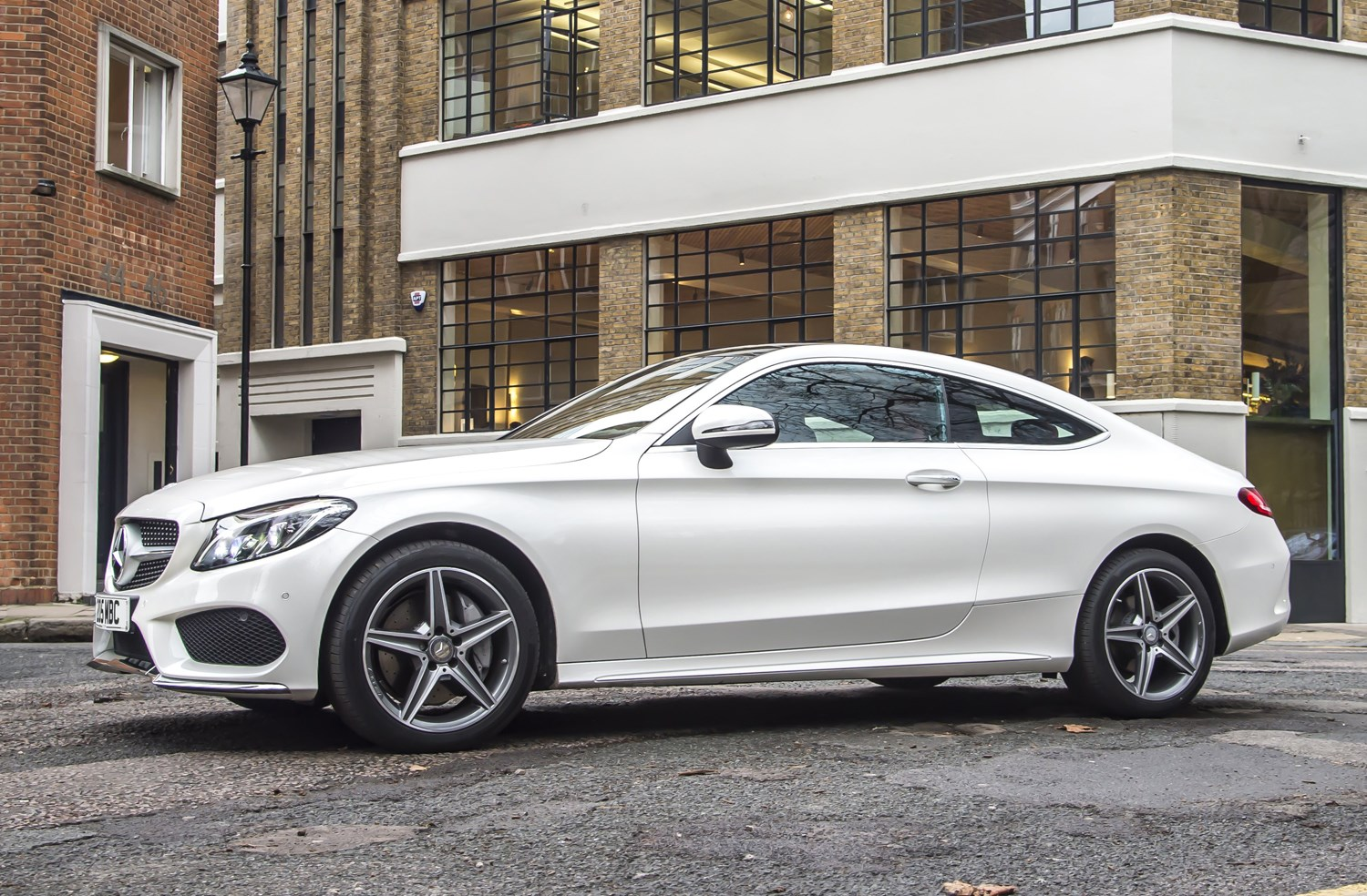 MercedesBenz CClass Coup Review 2015    Parkers