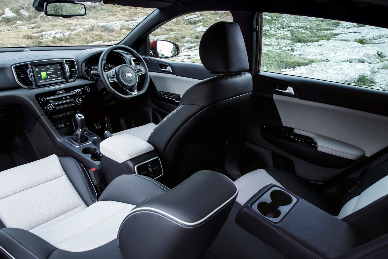 Kia Sportage Review | Parkers
