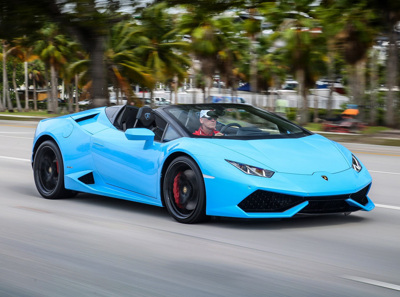 Lamborghini Huracan Spyder Review (2019)
