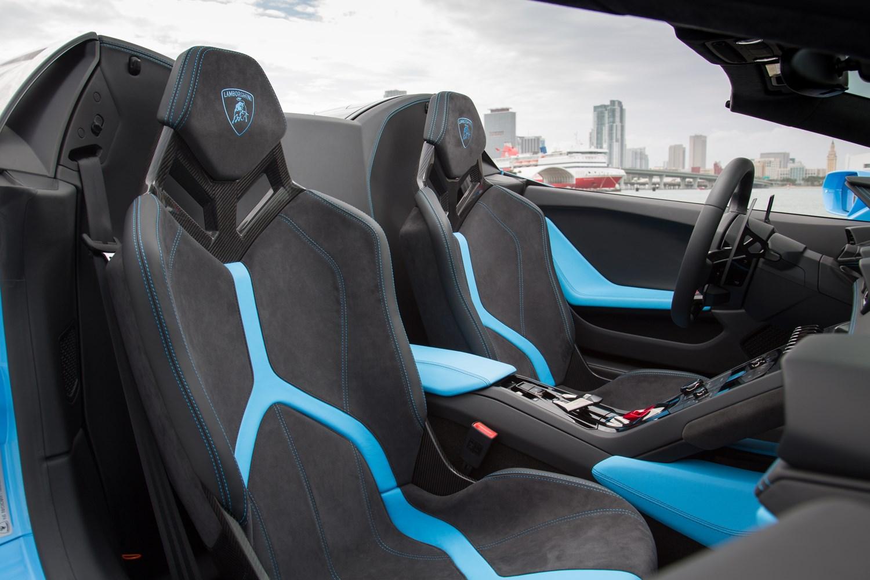 Lamborghini Huracan Spyder Review 2015 Parkers