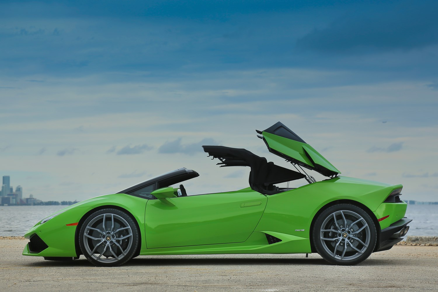 lamborghini huracan spyder (2015 - ) buying and selling | parkers