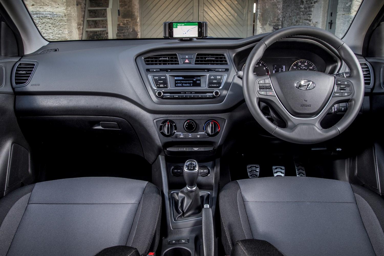 Hyundai I20 Active Interior Detail