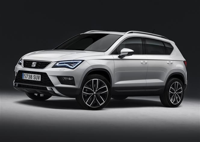 seat ateca suv review | parkers