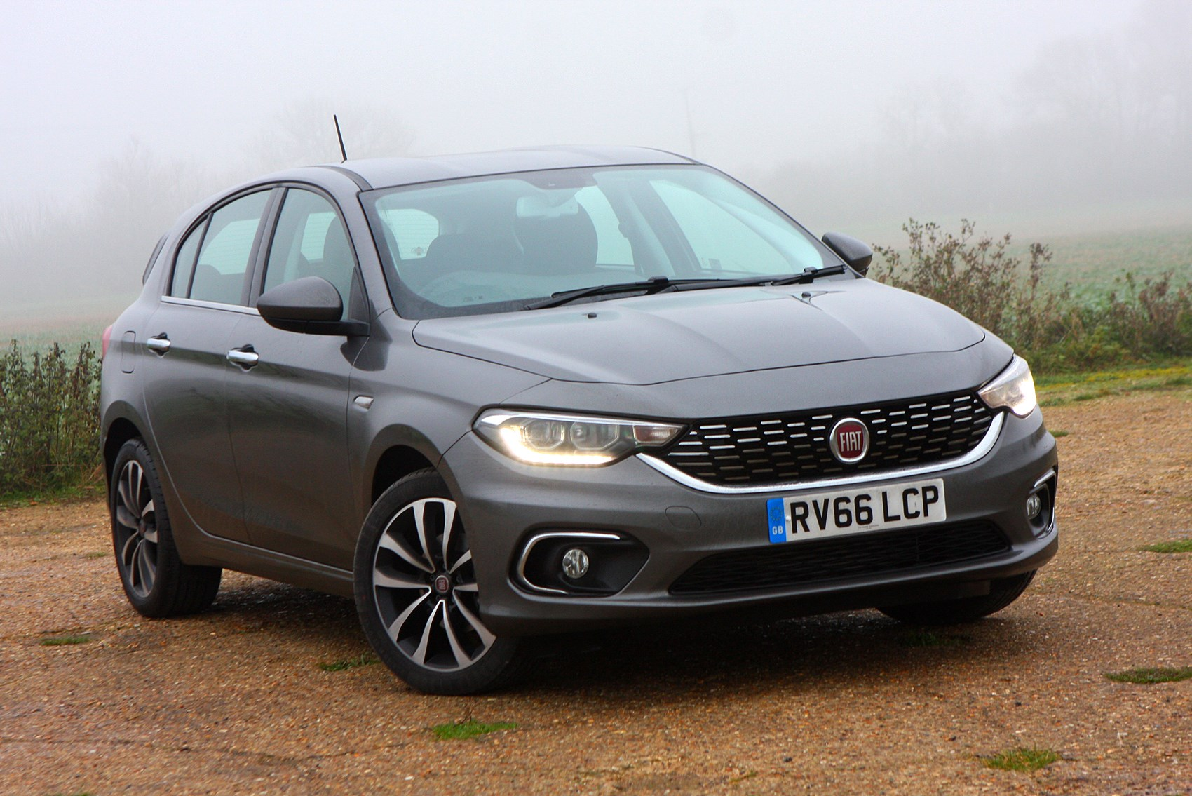 Fiat Tipo Hatchback Review (2016 - ) | Parkers