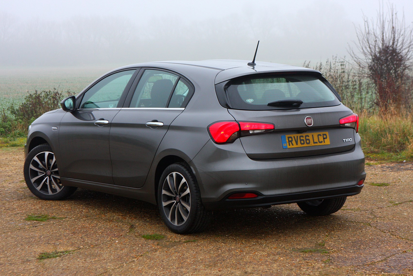 Fiat Tipo Hatchback Review  2016