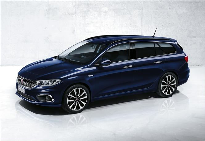Fiat Tipo Station Wagon Review 2016 Parkers