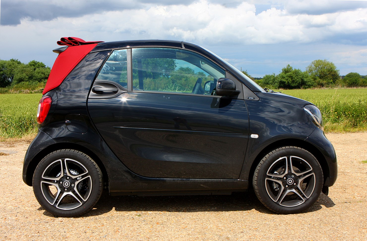 smart fortwo cabriolet review 2016 parkers. Black Bedroom Furniture Sets. Home Design Ideas