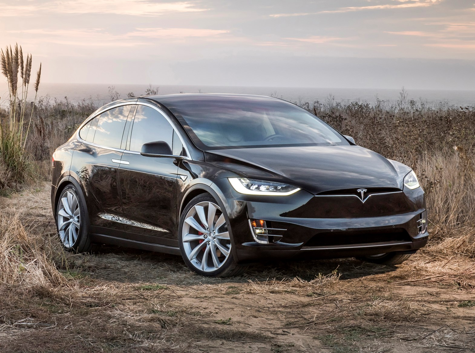 Tesla Model X Suv 2016 Buying And Selling Parkers