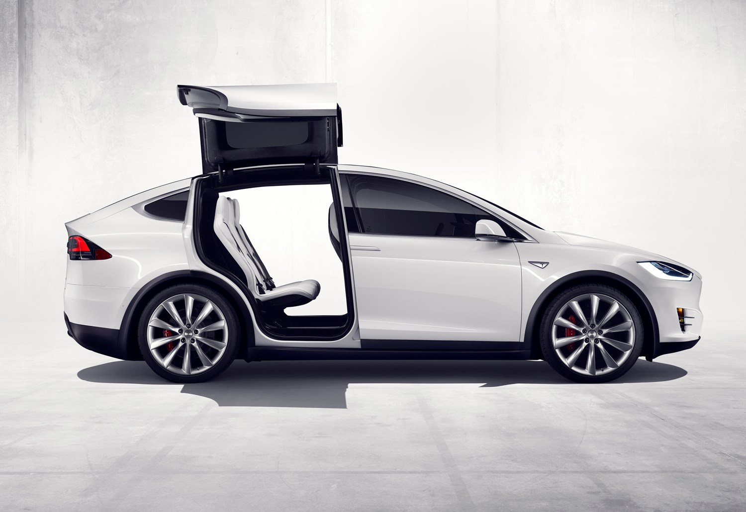 Tesla Model X SUV Review Parkers - Average cost of a tesla
