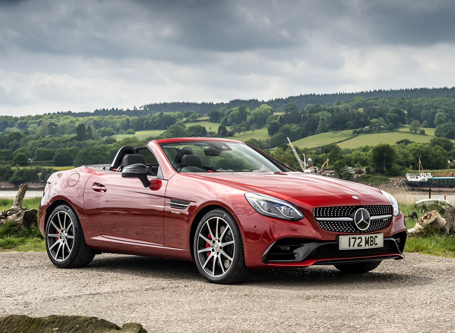 Used Mercedes-Benz SLC-Class AMG (2016 - 2018) Review ...