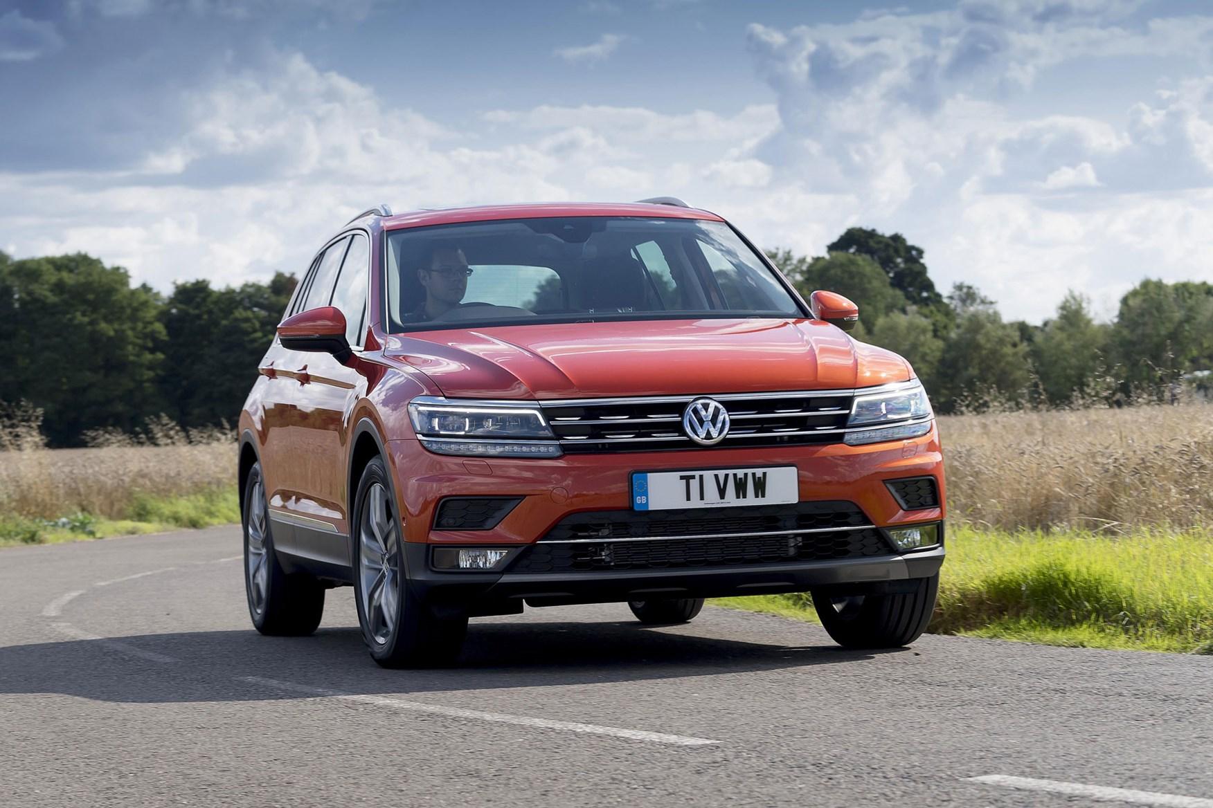 Volkswagen Tiguan (2019) MPG, Running Costs, Economy & CO2 | Parkers