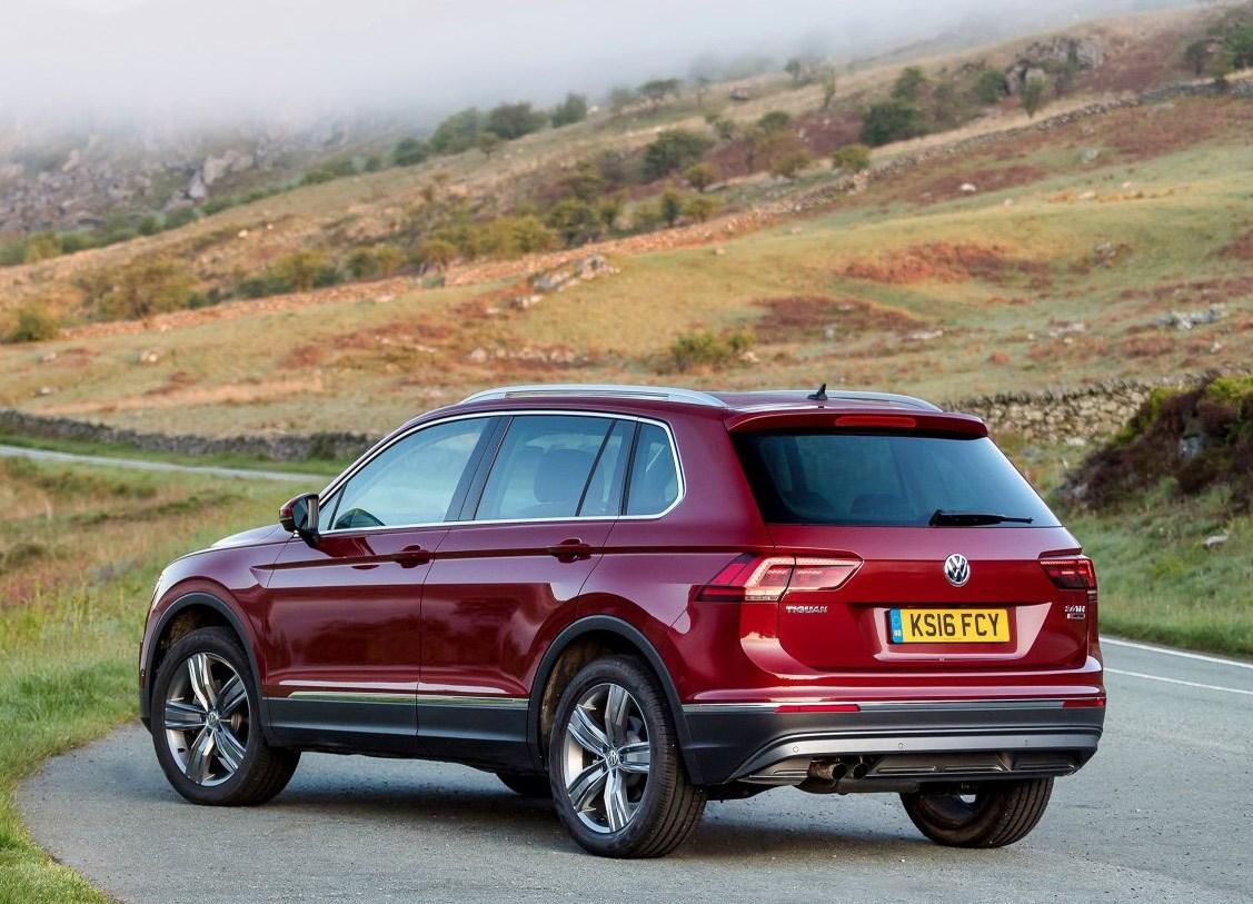 Volkswagen Tiguan (2019) Engines, Drive & Performance   Parkers