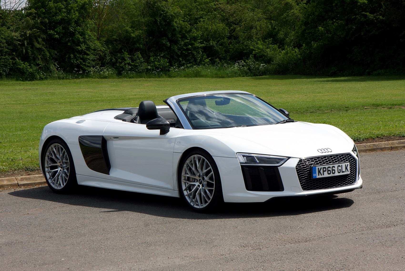 Audi R8 Spyder: How Much Does It Cost To Run?