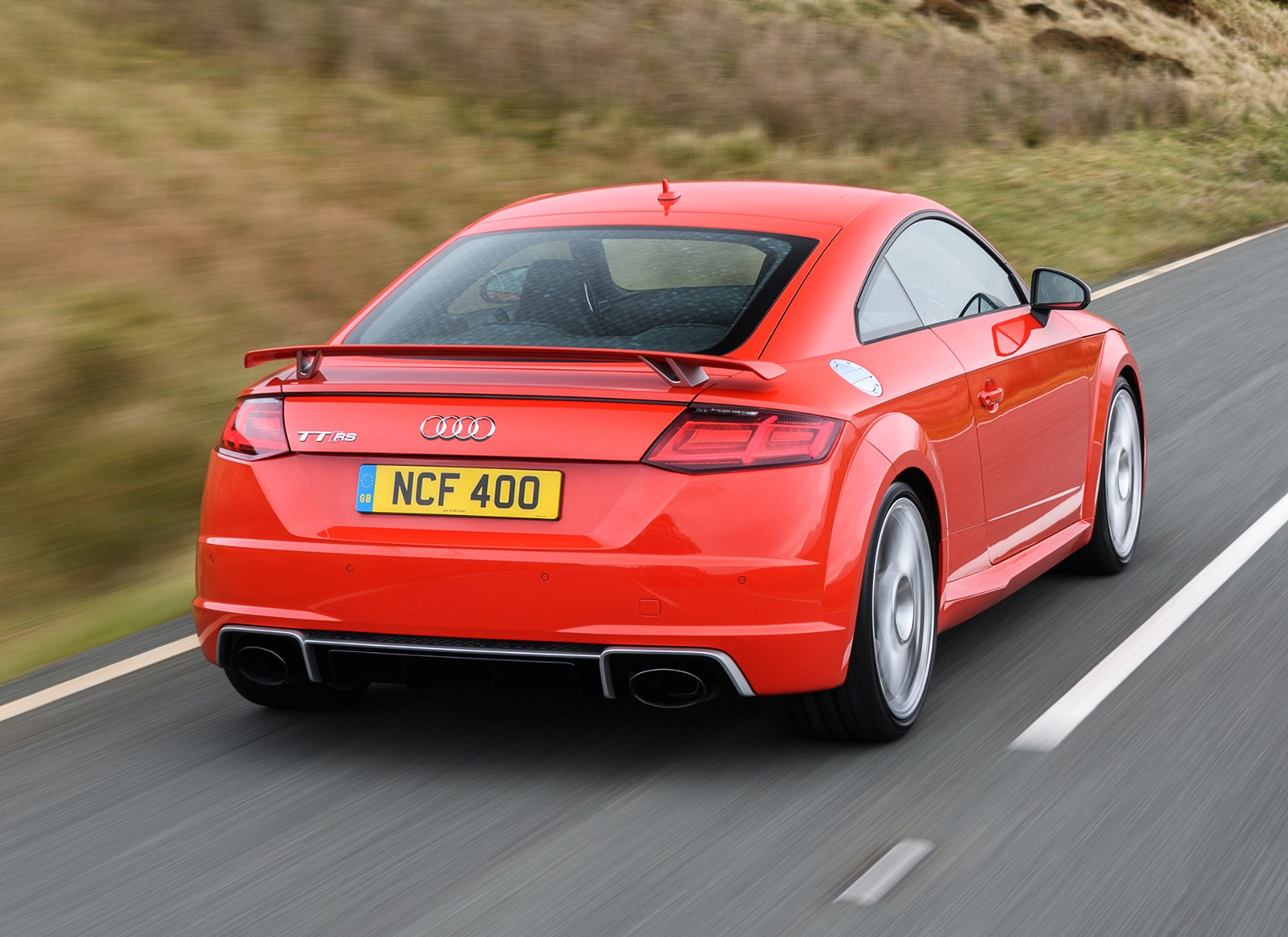 Audi TT RS Coupe Review (2019)