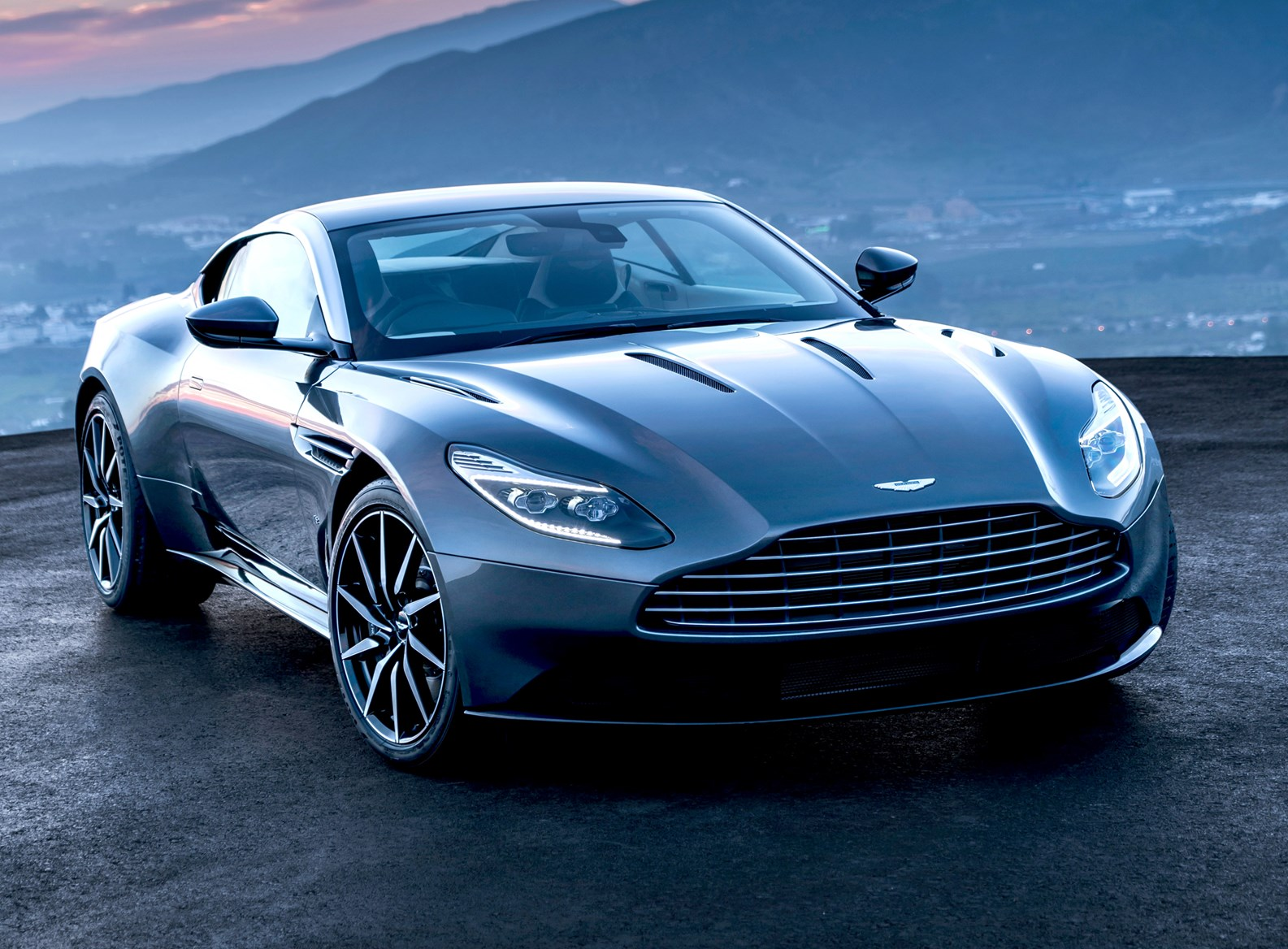 Aston Martin DB11 Coupe Review (2016 - )