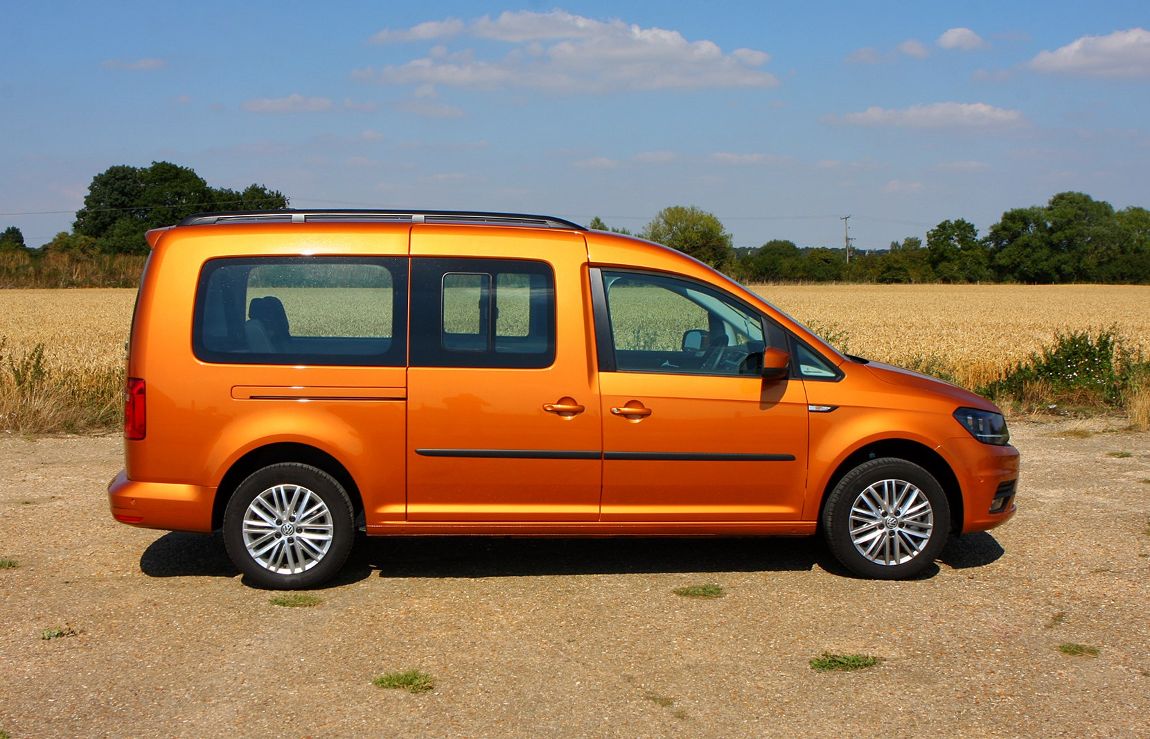 Super Volkswagen Caddy Maxi Life Estate Review (2015 - ) | Parkers PP94