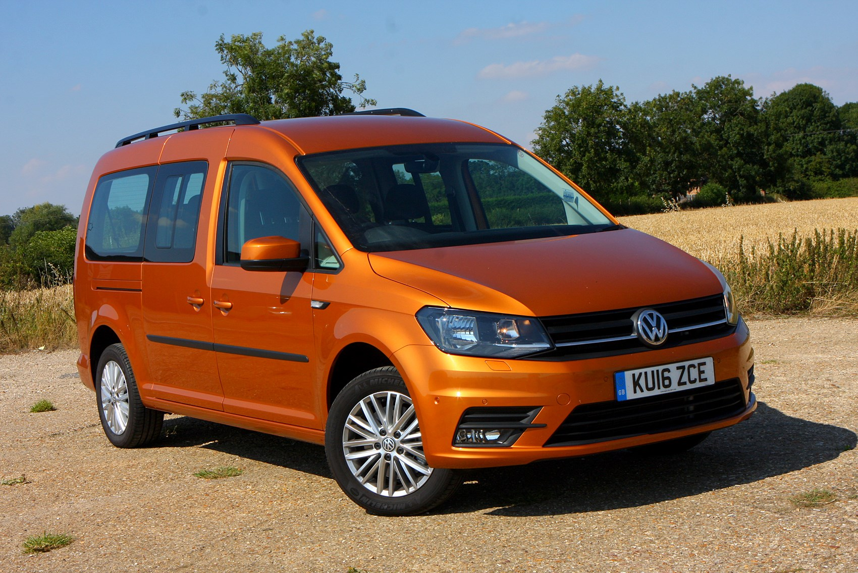 Top Volkswagen Caddy Maxi Life Estate Review (2015 - ) | Parkers RT03