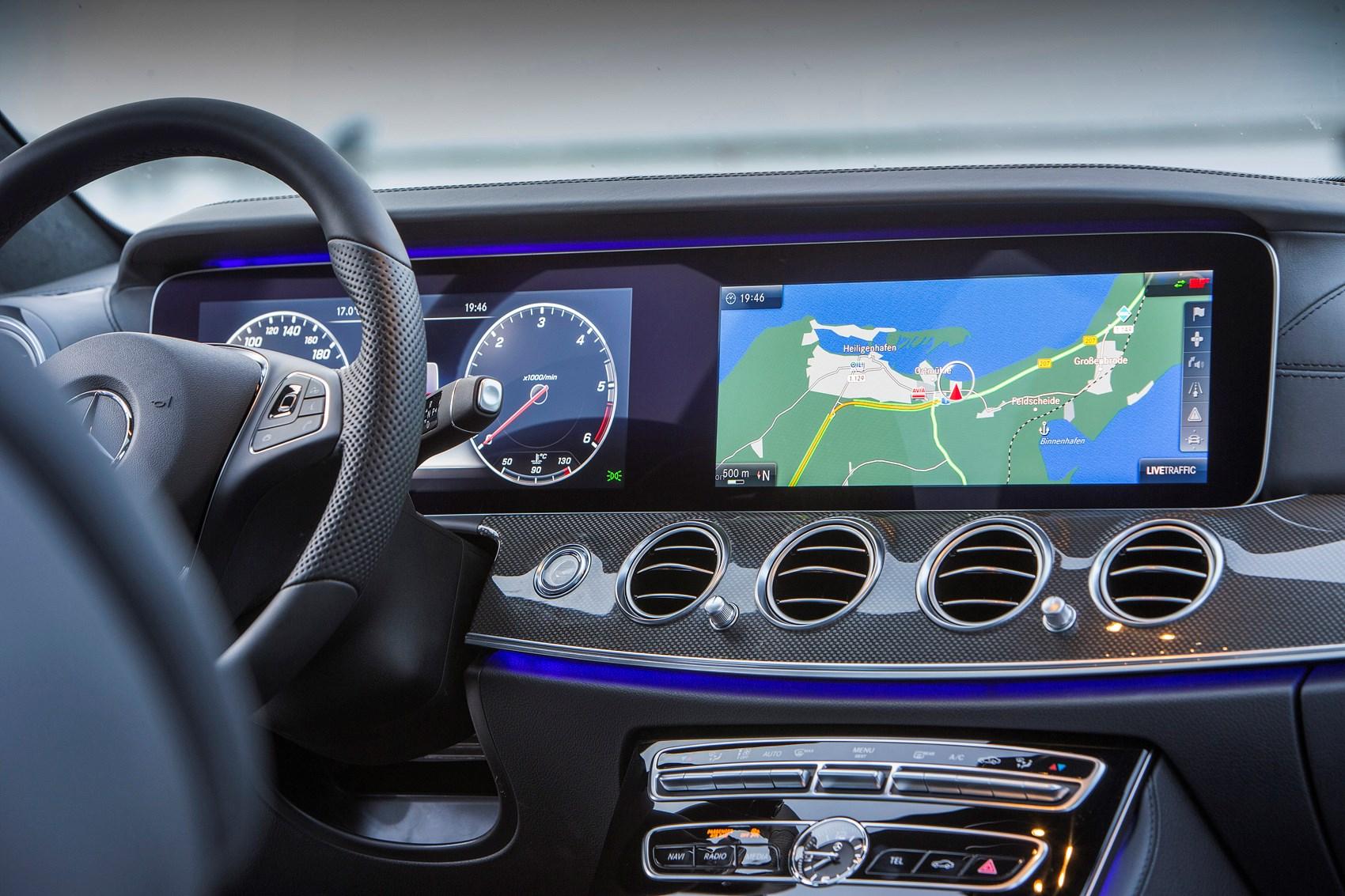 Mercedes Benz E Class Estate Review 2016 Parkers