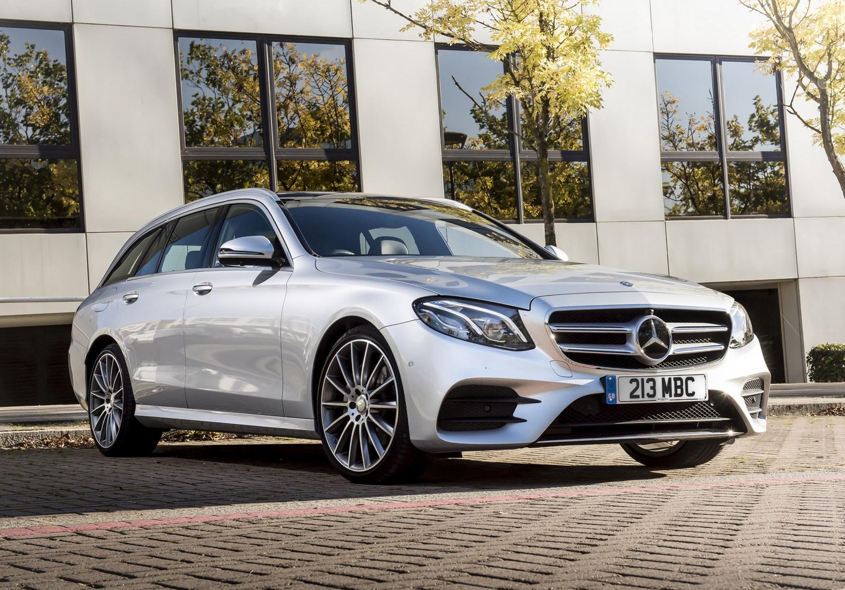 Mercedes benz e class estate review 2016 parkers for How much is a mercedes benz e class