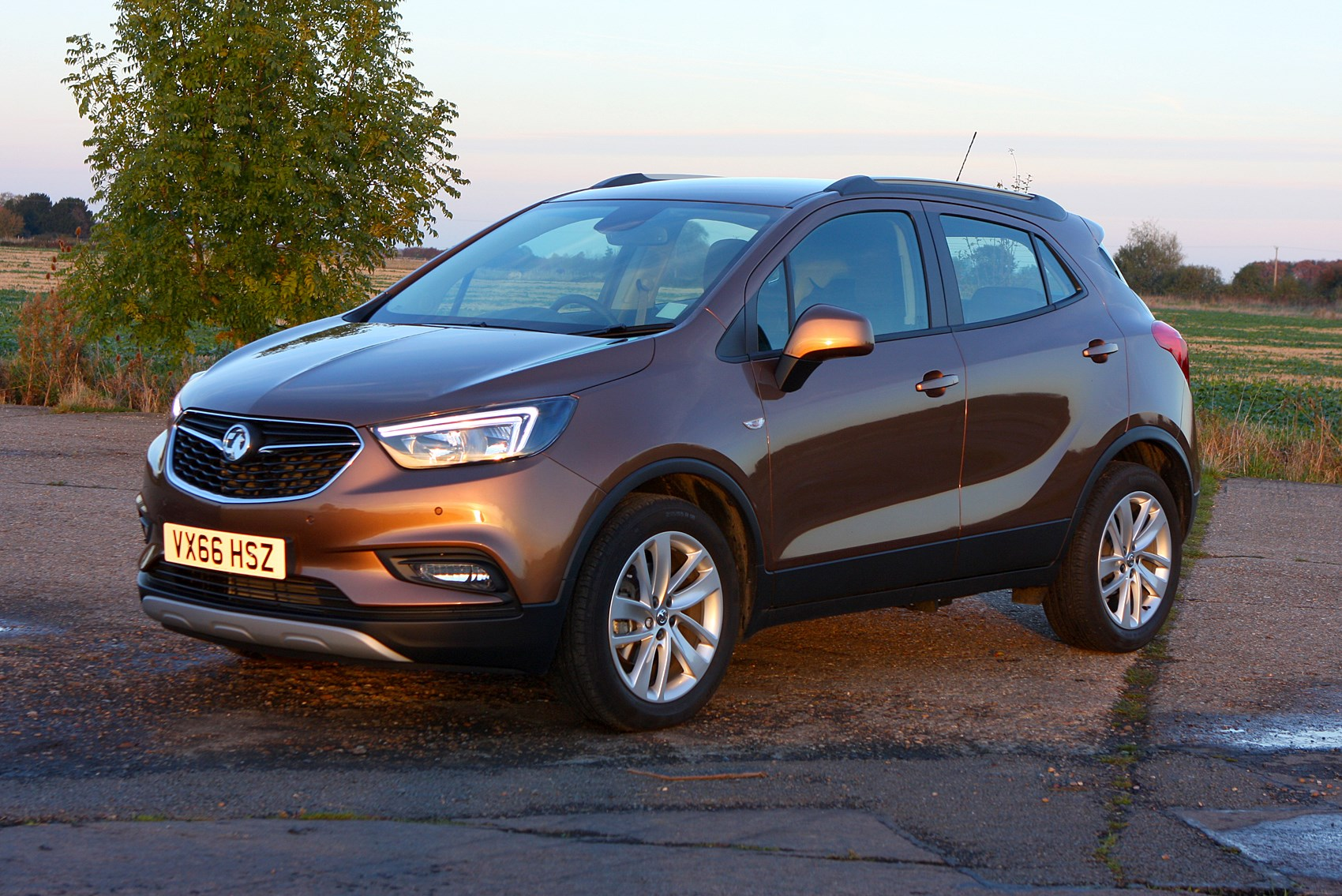 vauxhall mokka x review parkers. Black Bedroom Furniture Sets. Home Design Ideas