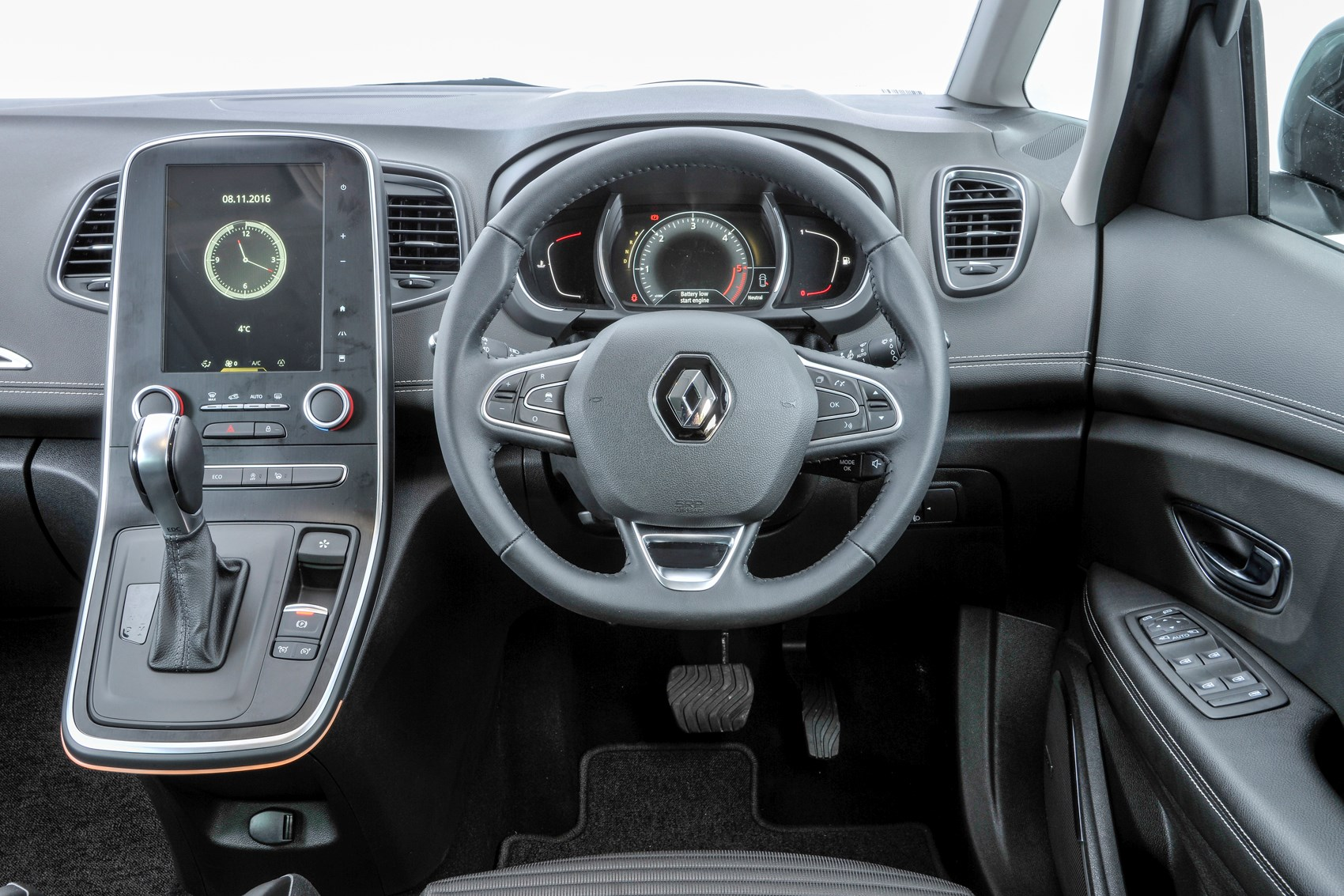 Renault Grand Scenic Estate 2016 Features Equipment And