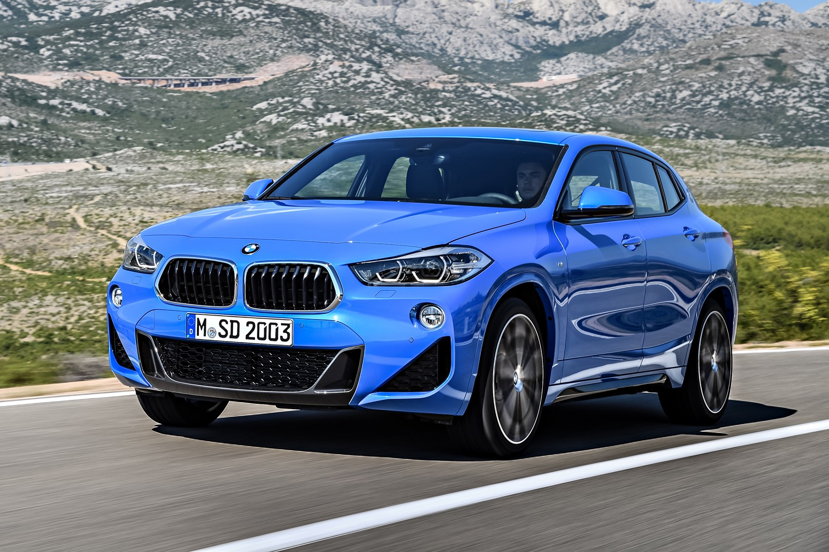 2018 Bmw X2 Interior >> BMW X2 review: summary | Parkers