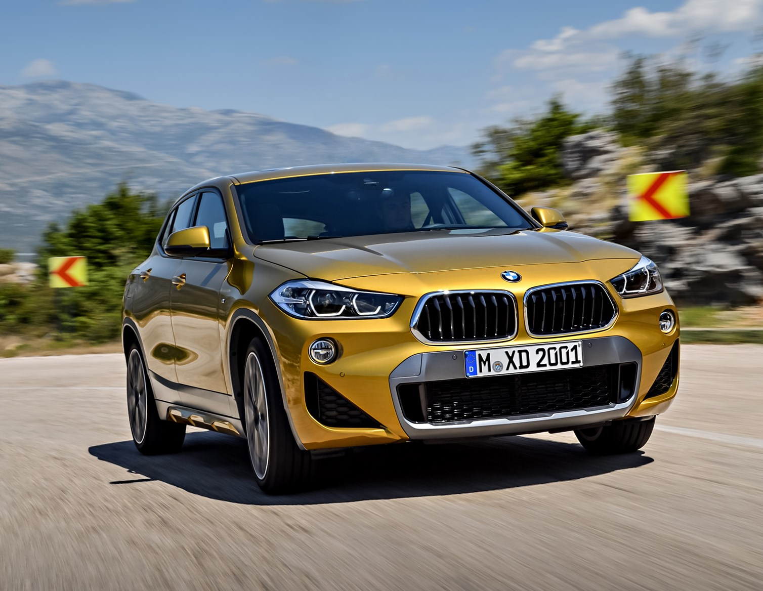 Bmw X2 Review Summary Parkers