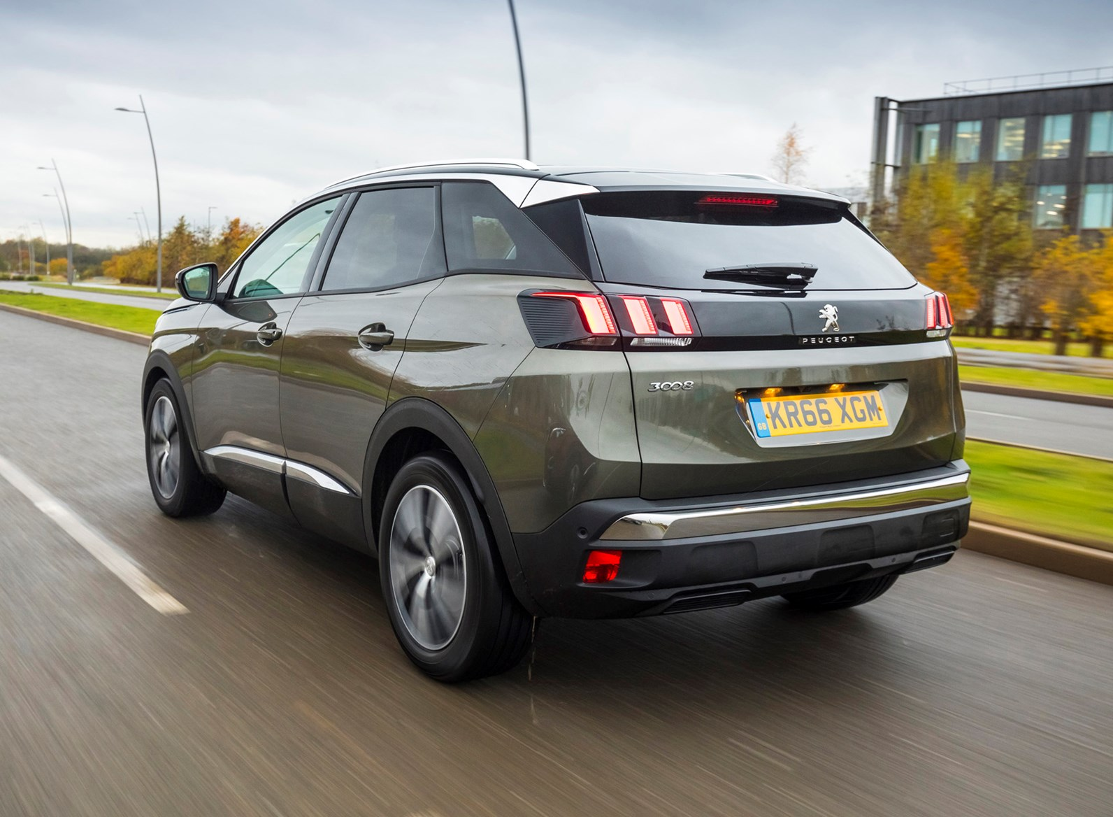 Peugeot 3008 SUV Review (2016 - )