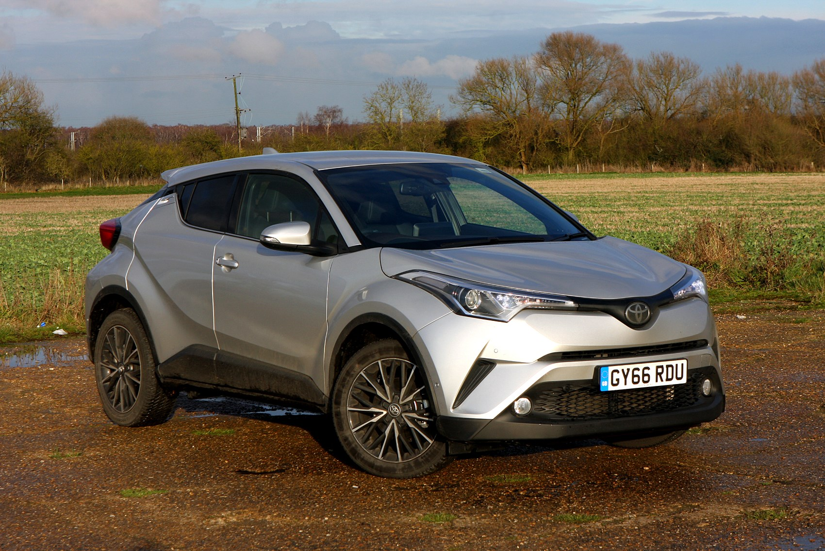 Toyota C-HR review | Parkers
