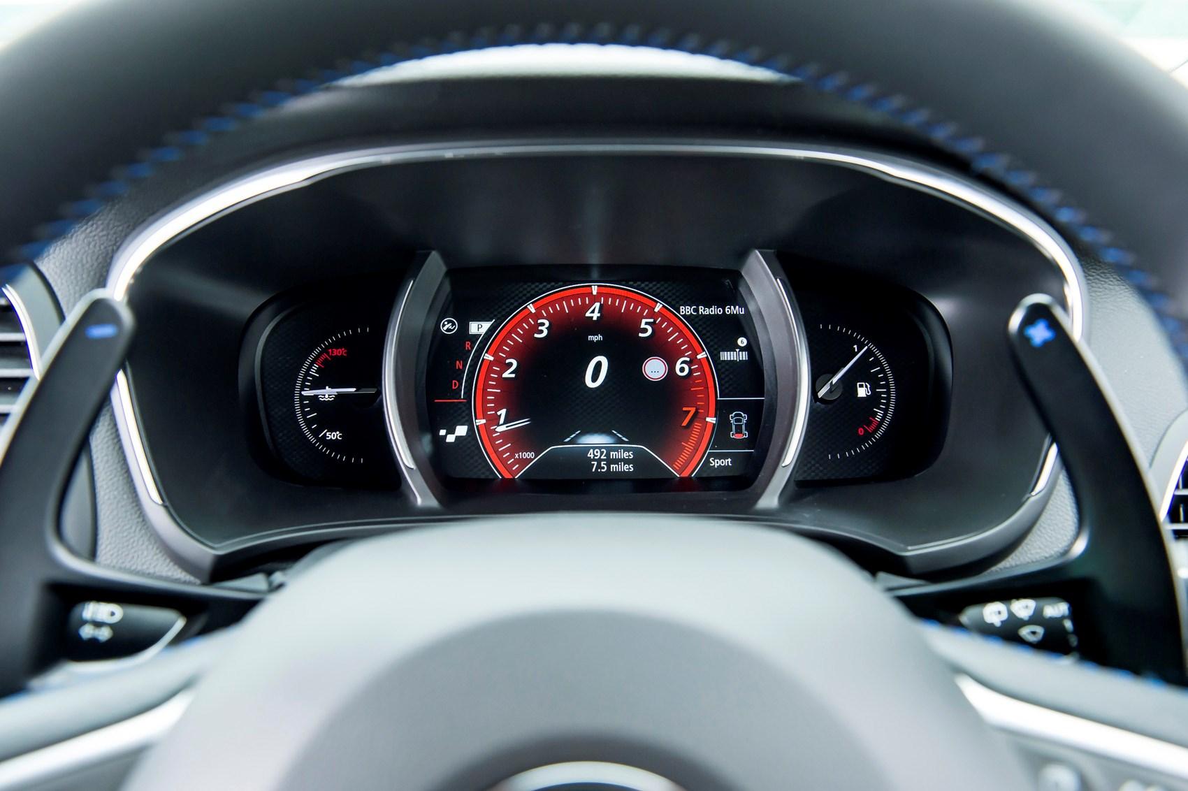 Renault Megane Sport Tourer Review Parkers