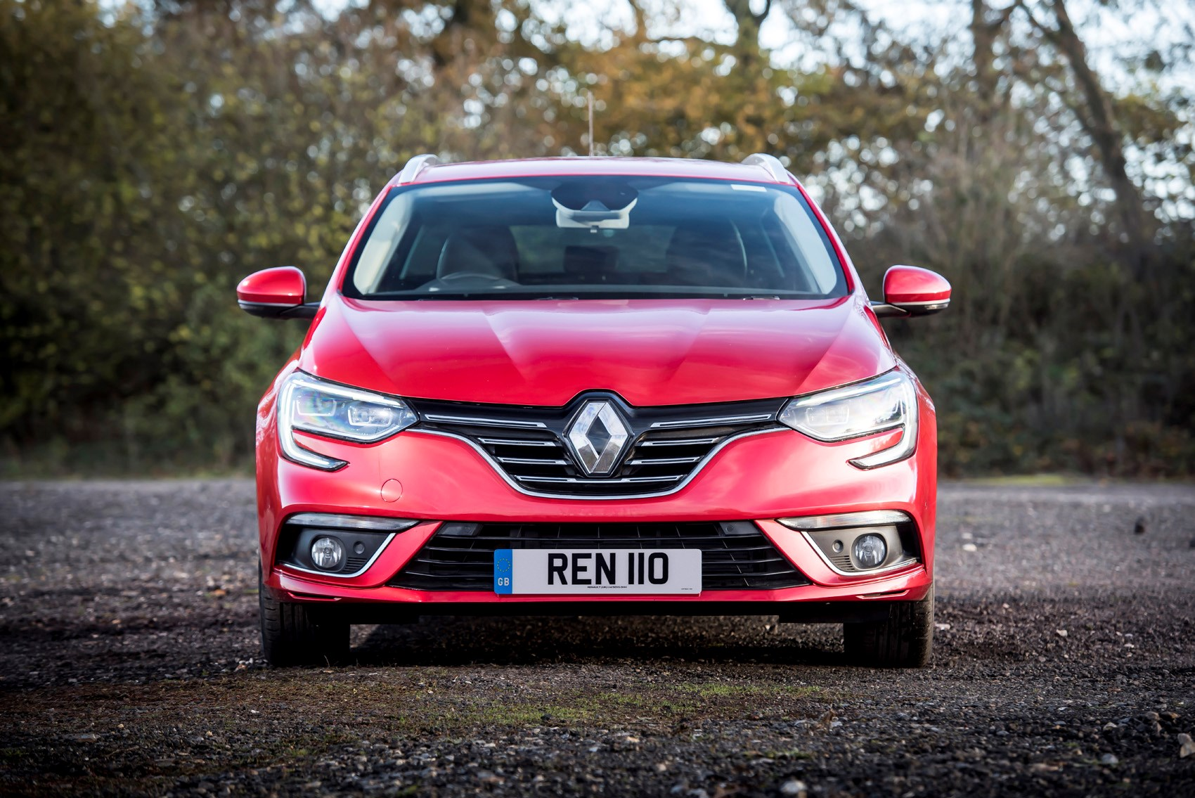 Renault Megane Sport Tourer (2019) Practicality & Boot Space