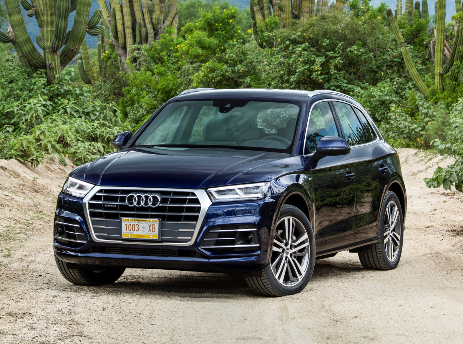 audi q5 suv review 2016 parkers. Black Bedroom Furniture Sets. Home Design Ideas