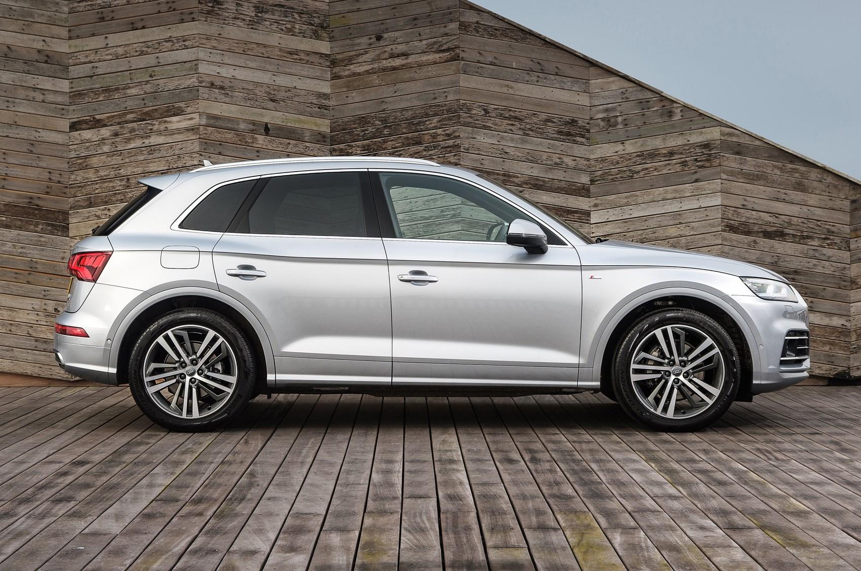 Audi 2017 Q5 Suv Static Exterior